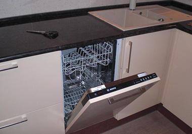 Встроенная посудомоечная машина – мечта любой хозяйки