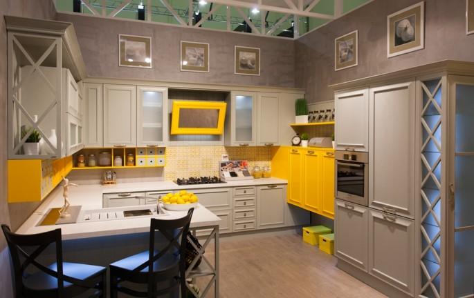 Стилистические решения для кухонь: уютный и стильный дизайн