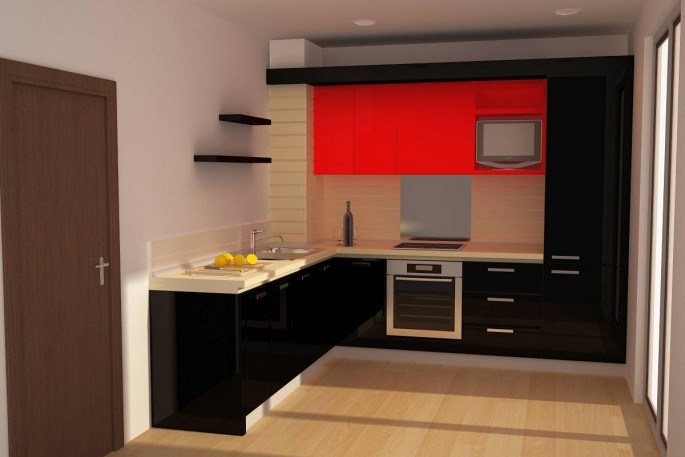 Черные кухни — секреты стильного дизайна