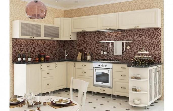 Кухня цвета ваниль: универсальный интерьер для любого помещения