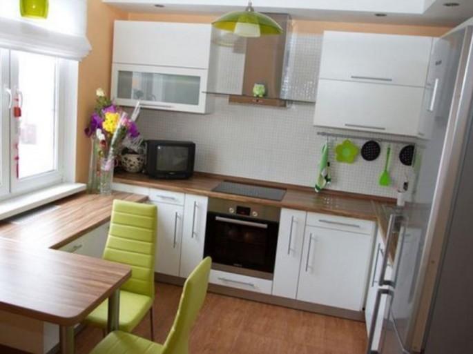 Лучшие идеи дизайна маленькой кухни: стиль, эргономичность и уют