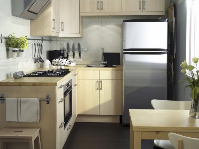 Особенности создания уютного интерьера в маленькой кухне 6 кв м