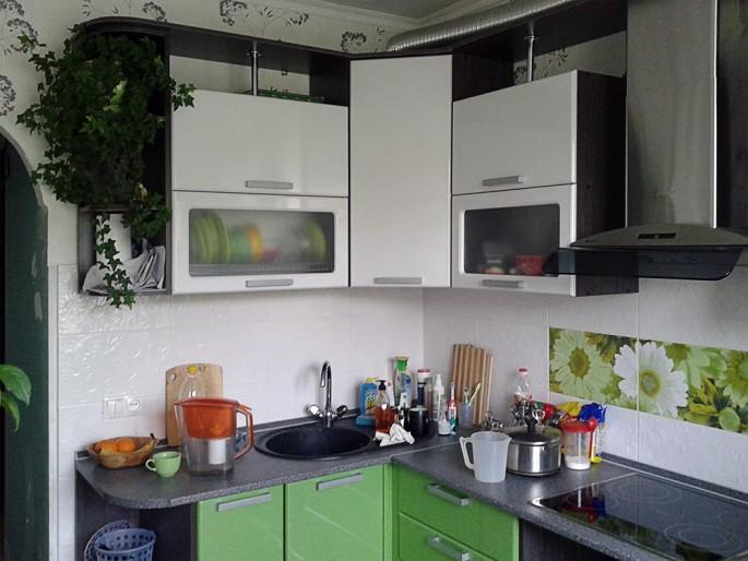 Универсальное решение для кухни – Г-образная планировка