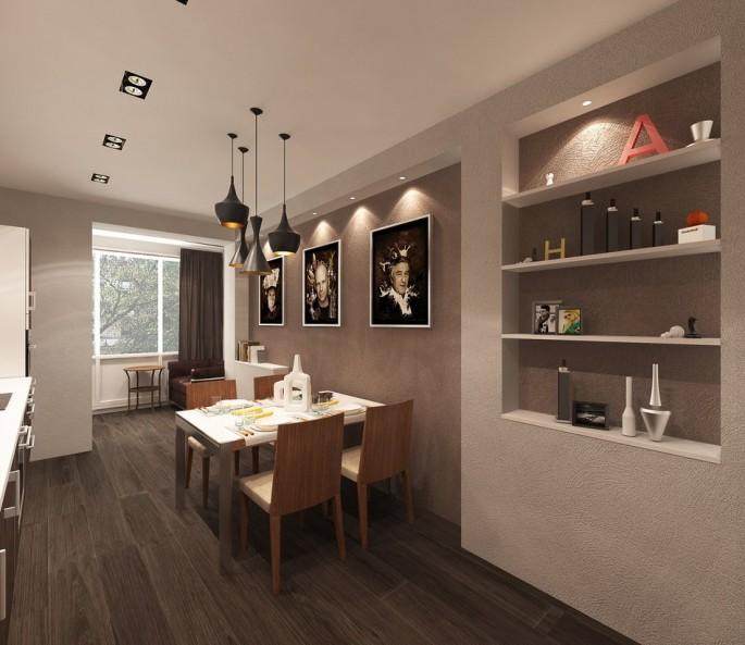 Как самостоятельно разработать дизайн кухни с нишей в стене: советы от профессионалов
