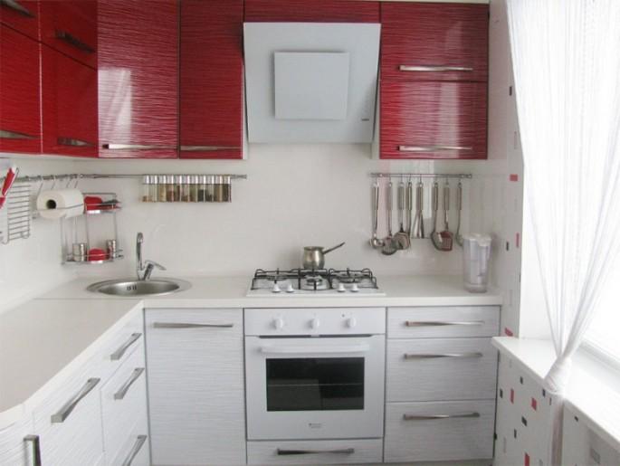 Как создать удобную и функциональную кухню в хрущевке своими силами: нюансы дизайна