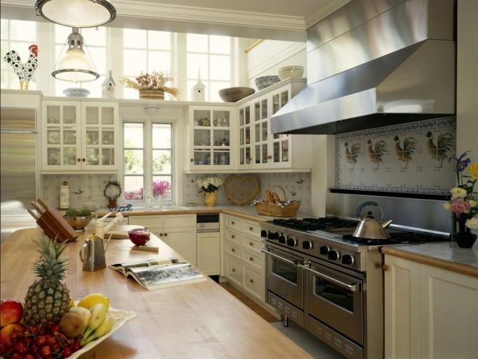 Как оформить дизайн большой кухни: лучшие идеи эффективного оформления интерьера