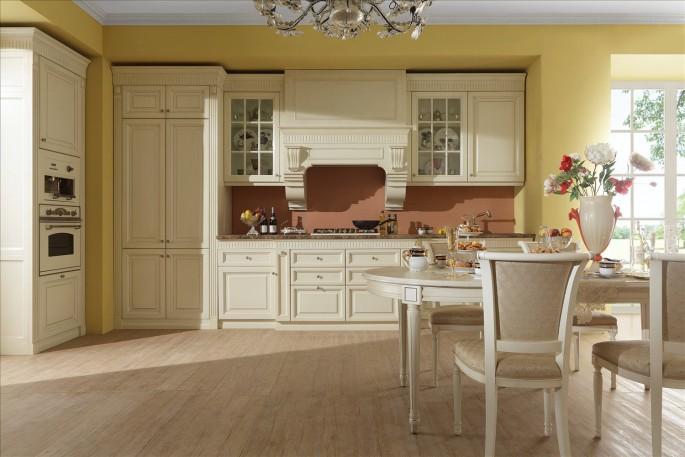 Как создать гармоничный дизайн интерьера на кухне: основные правила по оформлению