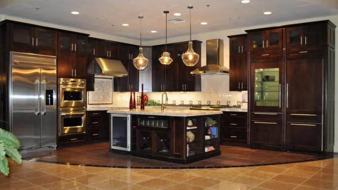 Как оформить кухню в стиле арт-деко самостоятельно (24 фото)