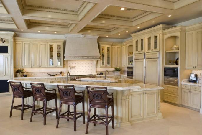 Кухня в итальянском стиле (14 фото): настоящая итальянская классика