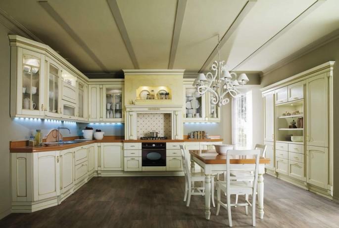 Кухня в стиле кантри (28 фото): особенности оформления интерьера