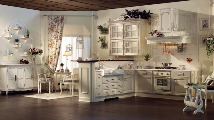 Как выглядит средиземноморский стиль в интерьере кухни