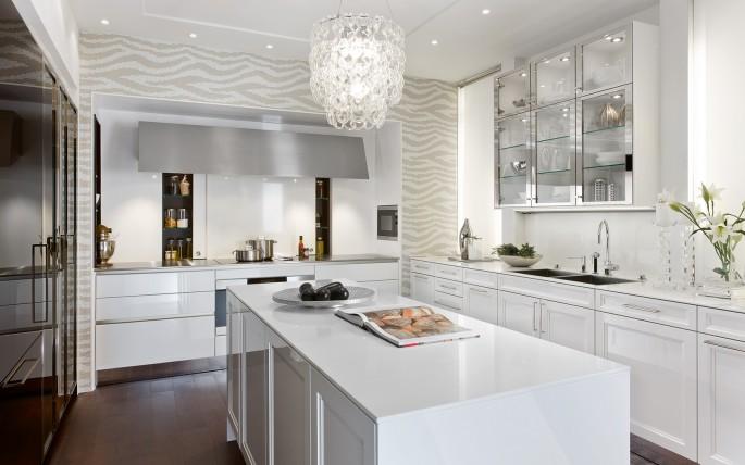 Основные секреты направления «фьюжн» в дизайне кухни