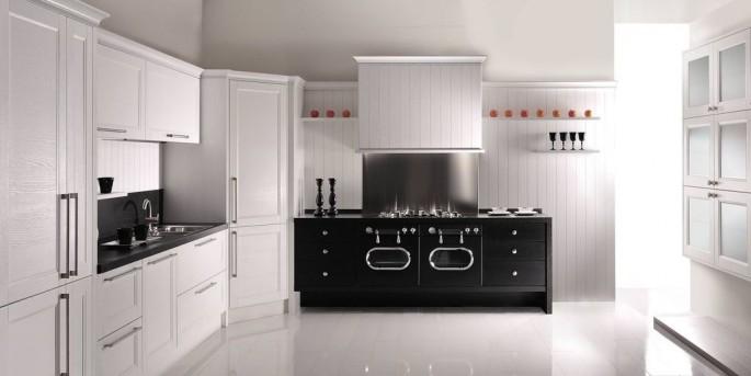Как создать интерьер белой кухни самостоятельно: советы дизайнера