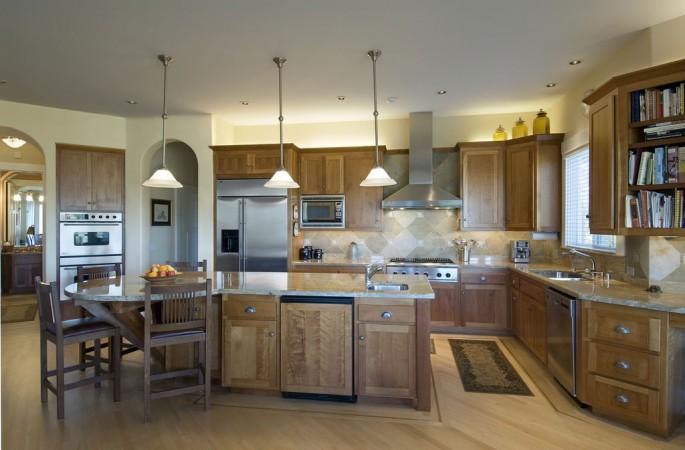 Кухня в классическом стиле: все нюансы оформления и секреты выбора мебели