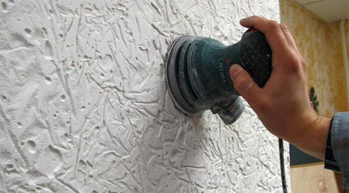 Как сделать короеда штукатурка фото 698