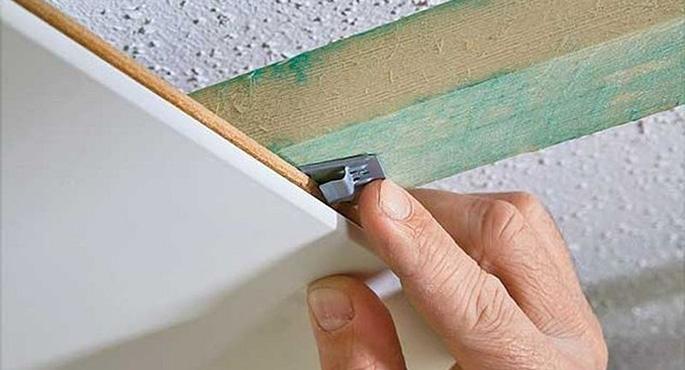 Установка пластиковых стеновых панелей своими руками 14