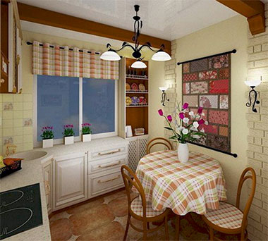 Картины должны дополнять помещение, становясь при этом единым целым с остальными предметами