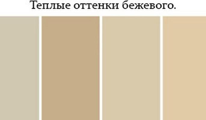 Из-за нейтральности бежевого цвета его чаще всего выбирают в качестве фона. В данном случае – для отделки стен, и затем уже обыгрывают его при помощи деталей.
