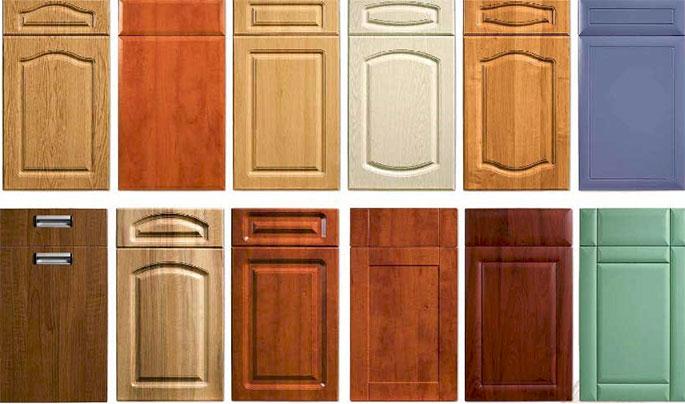 Кухонные фасады из мдф своими руками